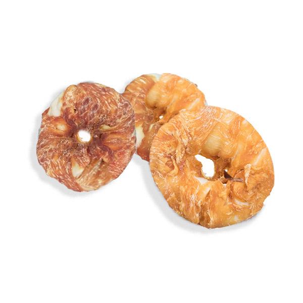 Donut con pollo snack natural Mascotienda