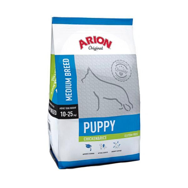 Arion Original Puppy Medium Chicken&Rice Mascotienda