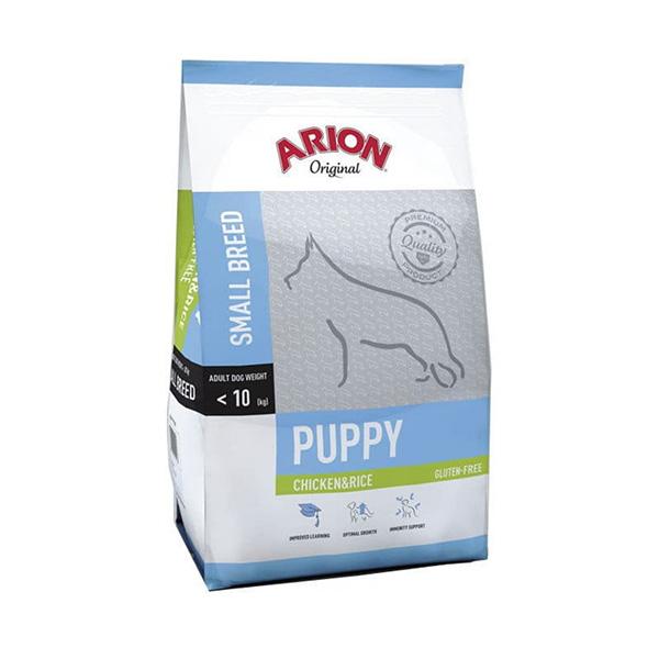 Arion Original Puppy Small Breeds Chicken&Rice Mascotienda