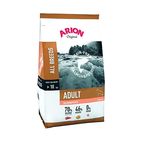 Mascotienda Arion Original Adult Grain Free Salmon&Potato