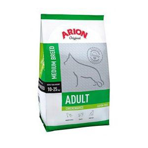 Mascotienda Arion Original Adult Medium Chicken&Rice