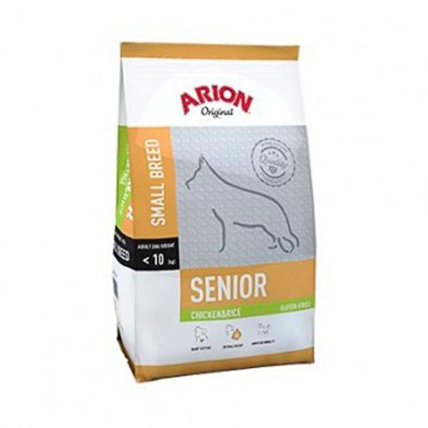 Mascotienda Arion Original Adult Small Senior Chicken&Rice