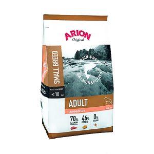 Arion Original Adult Small Grain Free Salmon&Potato