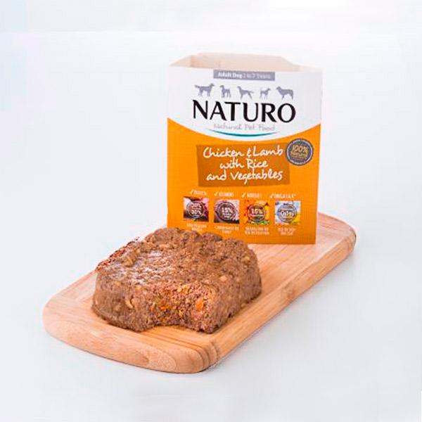 Mascotienda-Naturo-ChickenLamb-with-Rice-presentacion