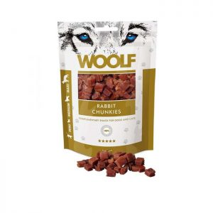 Woolf dados conejo para perros y gatos Mascotienda