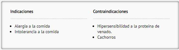 Mascotienda Pro y contras hipo ciervo VPD