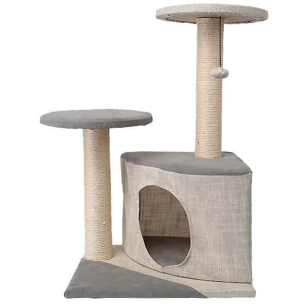 Mascotienda-Trepador-gato-esquina-beig-gris