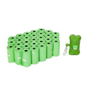 Bolsas recoge excrementos biodegradables