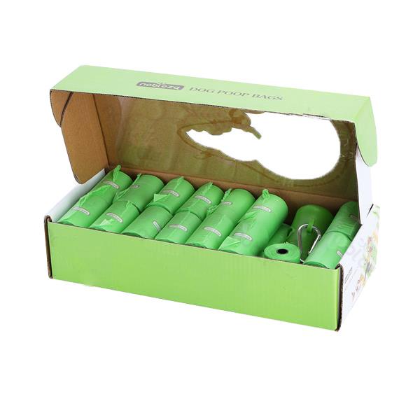 Bolsas recoge excrementos biodegradables Mascotienda