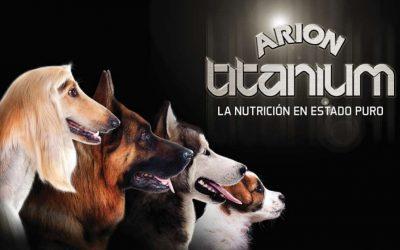 Arion Titanium: nutrición en estado puro.